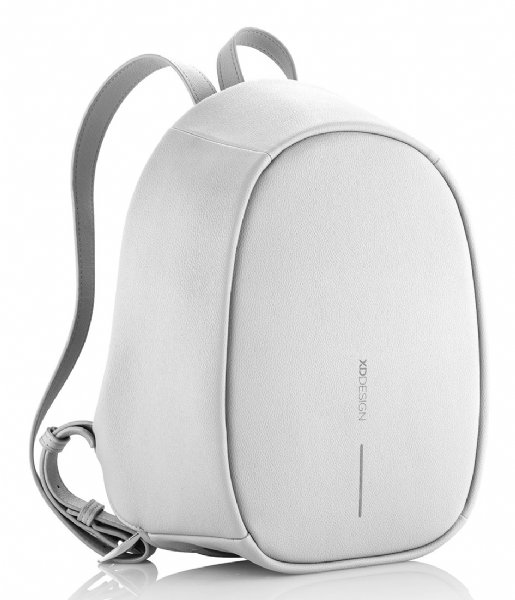 XD Design Anti-diefstal rugzak Bobby Elle Anti Theft Lady Backpack light grey (220)