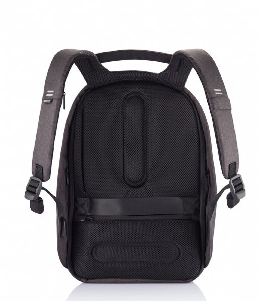 XD Design Anti-diefstal rugzak Bobby Hero Small Anti Theft Backpack 13 Inch black (701)