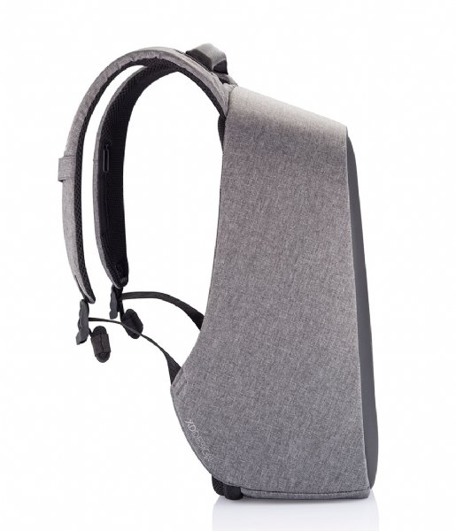 XD Design Anti-diefstal rugzak Bobby Hero Regular Anti Theft Backpack grey (292)
