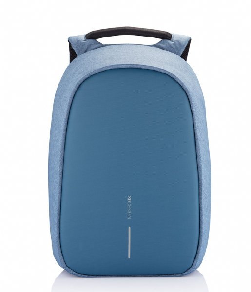 XD Design Anti-diefstal rugzak Bobby Hero Regular Anti Theft Backpack light blue (299)
