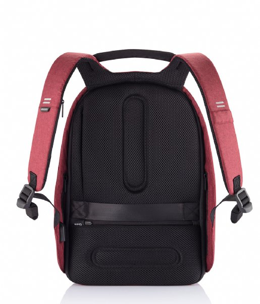 XD Design Anti-diefstal rugzak Bobby Hero Regular Anti Theft Backpack red (294)