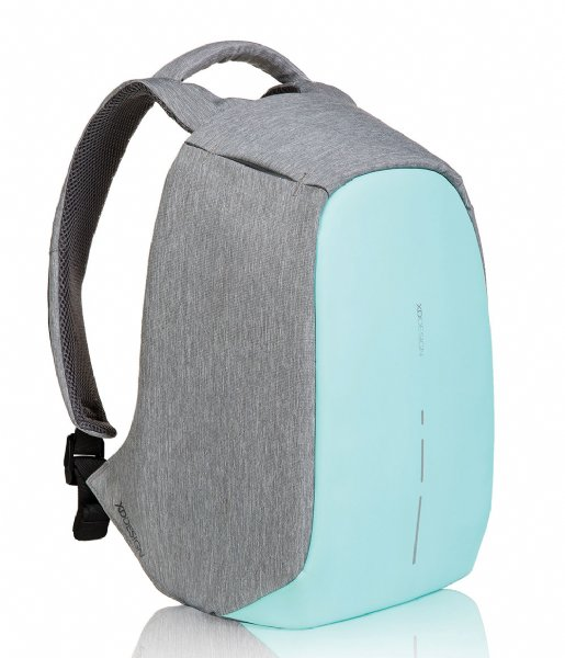 XD Design Anti-diefstal rugzak Bobby Compact Anti Theft Backpack mint green (537)