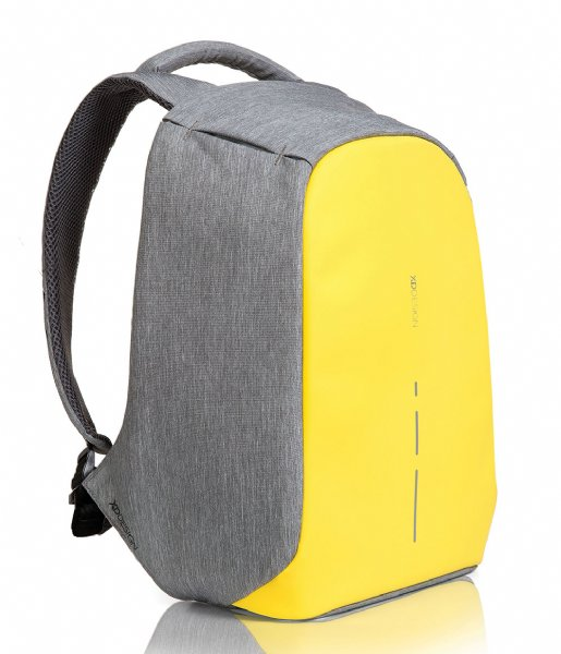 XD Design Anti-diefstal rugzak Bobby Compact Anti Theft Backpack yellow (536)