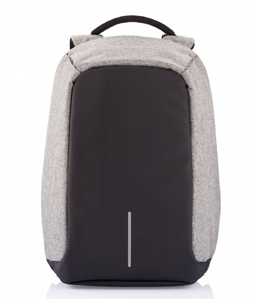 XD Design Anti-diefstal rugzak Bobby XL Anti Theft Backpack 17 Inch grey (562)