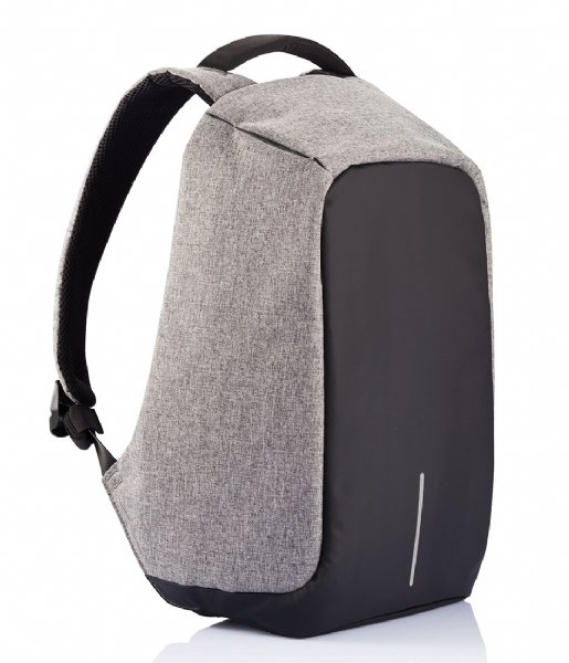 XD Design Anti-diefstal rugzak Bobby XL Anti Theft Backpack grey (562)
