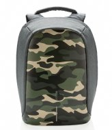 XD Design Bobby Compact Anti Theft Backpack camouflage green (657)