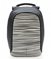 XD Design Bobby Compact Anti Theft Backpack zebra (651)