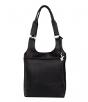 X Works-Handtassen-Joy Large Bag-Zwart