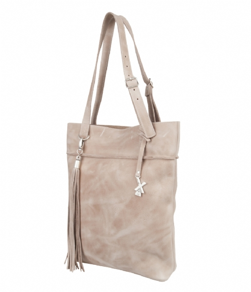 X Works Shopper Esmee Large Bag oragon sand
