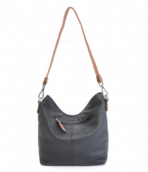 Berba Schoudertas Bucket bag M Black (00)
