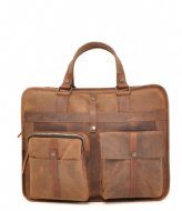 Berba Business Bag 15.6 Inch Coffee (71)