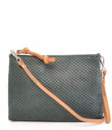 Berba Clutch Bottle green (54)