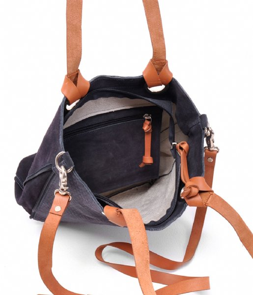 Berba Schoudertas Shoulderbag Royal navy (53)
