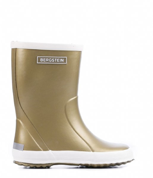 Bergstein Regenlaarzen Bergstein Rainboot Glam gold colored (899)