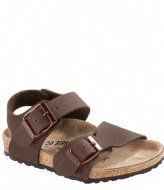 Birkenstock New York Kids BFBC Narrow mocha