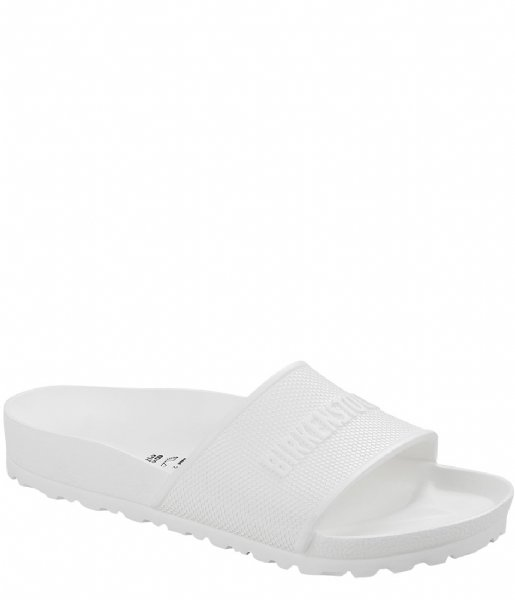 Birkenstock Slippers Barbados EVA regular White