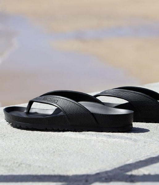 Birkenstock Slippers Honolulu EVA regular Black