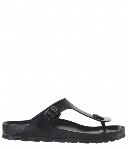 Birkenstock Slippers Gizeh EVA regular Black