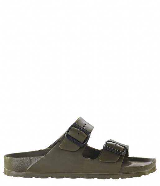Birkenstock Slippers Arizona EVA regular Khaki