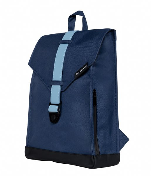 Bold Banana Laptop rugzak Bold Banana Laptop Backpack 15.6 Inch blue dove