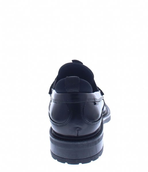 Bronx Loafers Ivy-Jazz Low Shoes Black (1)