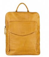 Burkely Burkely Just Jackie Backpack Crossover Ginko Geel (61)