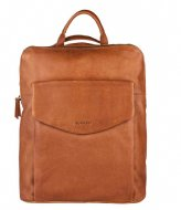 Burkely Burkely Just Jackie Backpack Crossover Auburn Cognac (24)