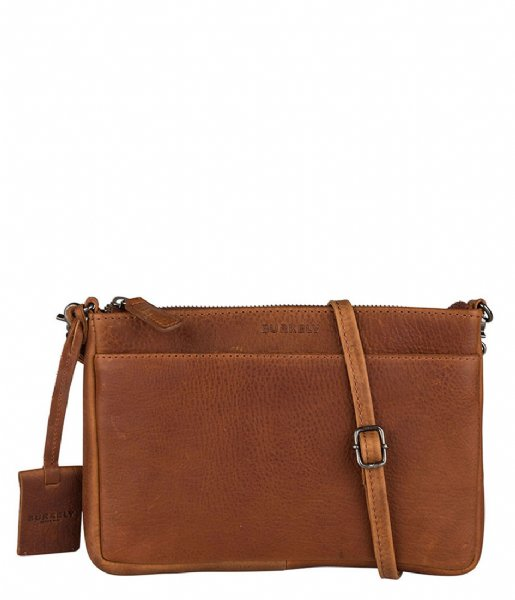 Burkely Crossbodytas Burkely Antique Avery Crossover cognac (24)