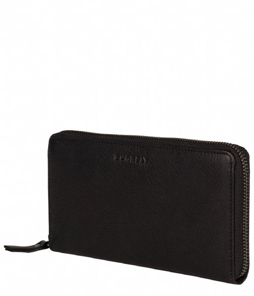 Burkely Ritsportemonnee Antique Avery Wallet L black (10)