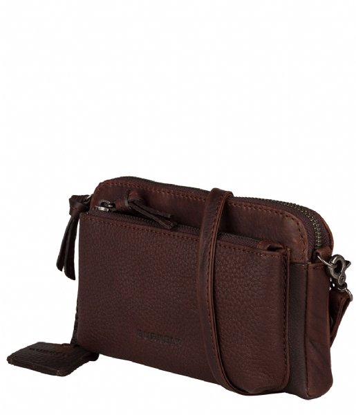 Burkely Crossbodytas Burkely Antique Avery Mini Bag dark brown (20)