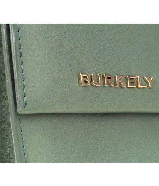 Burkely Handtas 1000106.43 Parisian Paige Crossover M Chinois Green (72)