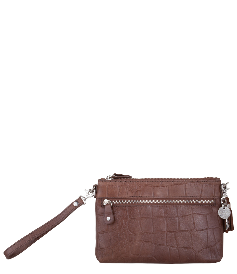 By LouLou clutch bruin