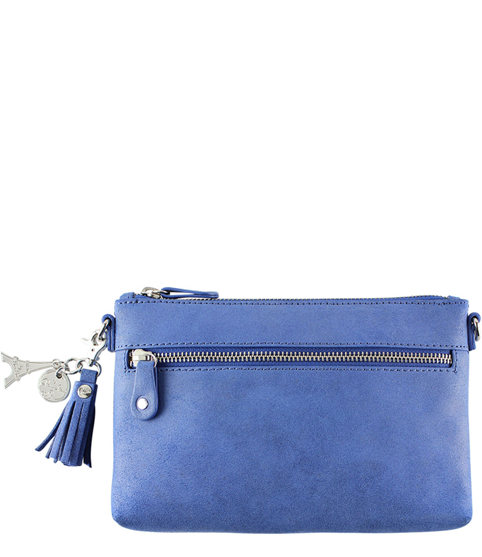 By LouLou clutch blauw