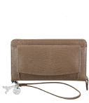 LouLou Essentiels-Portemonnees-SLB Lovely Lizard-Taupe
