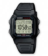 Casio Casio Collection Men W-800H-1AVES Zwart