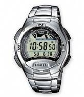 Casio Casio Collection W-753D-1AVES Grijs