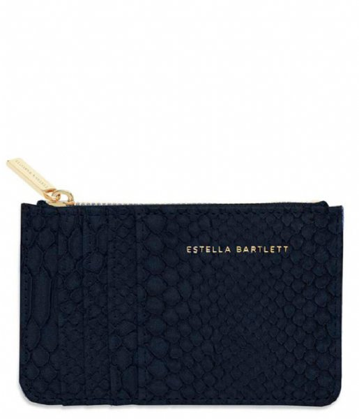 Estella Bartlett Pasjes portemonnee Card Purse Snake black snake (EBP3397)