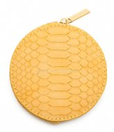 Estella Bartlett Circle Coin Purse Snake mustard snake (EBP3623)