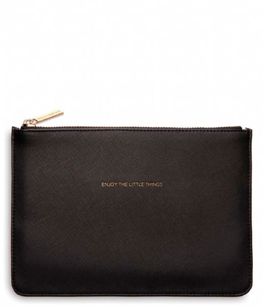 Estella Bartlett Clutch Medium Pouch black (EBP2446)