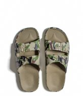 Freedom Moses Army Slides khaki (5233678)