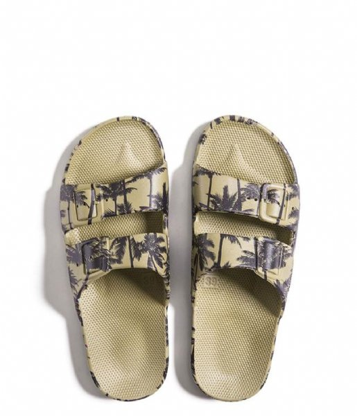 Freedom Moses Slippers Byron Slides byron (4891635)