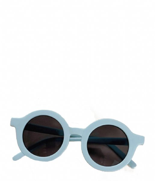 Grech and Co Zonnebril Sustainable Kids Sunglasses 18 months - 10 years light blue