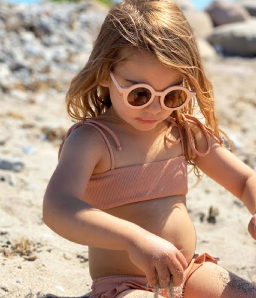 Grech and Co Zonnebril Sustainable Kids Sunglasses 18 months - 10 years shell