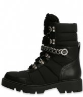 Guess Rasida Stivaletto Bootie N A Black