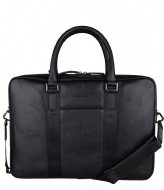Hismanners Reed Laptopbag Slim 16 inch RFID Black
