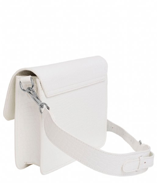 HVISK Crossbodytas Cayman Pocket White (027)