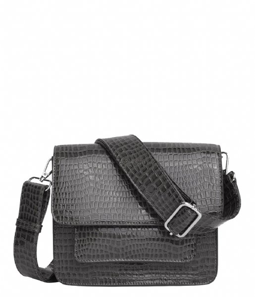 HVISK Crossbodytas Cayman Pocket dark grey (077)