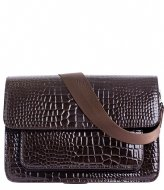 HVISK Basel Croco Dark Brown (115)