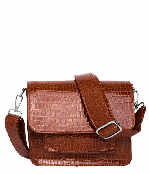 HVISK Crossbodytas Cayman Pocket chocolate (079)