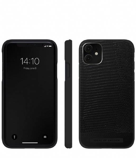iDeal of Sweden Smartphone cover Atelier Case Unity iPhone 11/XR Eagle Black (IDACAW20-1961-229)